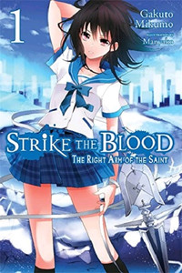 Strike the Blood Novel 01