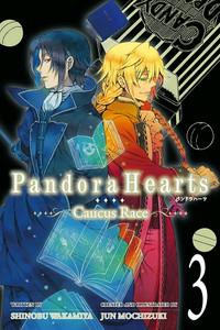 Pandora Hearts ~Caucus Race~ Novel 03