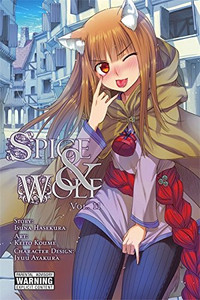 Spice & Wolf Graphic Novel 11