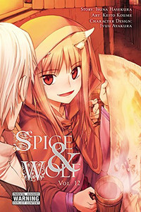 Spice & Wolf Graphic Novel 12