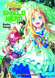 The Rising of the Shield Hero Novel  Vol. 02