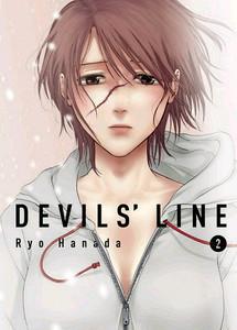 Devil's Line Graphic Novel 02