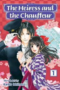 Heiress and the Chauffeur Graphic Novel 01