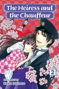 Heiress and the Chauffeur Graphic Novel 02