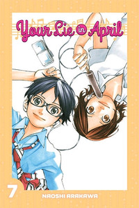 Your Lie In April Graphic Novel 07
