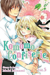 Komomo Confiserie Graphic Novel 05