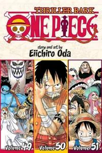 One Piece Graphic Novel Omnibus 17