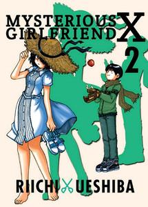 Mysterious Girlfriend X Graphic Novel 02