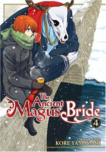 The Ancient Magus' Bride Graphic Novel 04