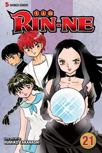Rin-Ne Graphic Novel Vol. 21