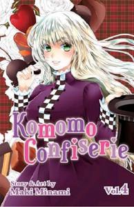 Komomo Confiserie Graphic Novel 04