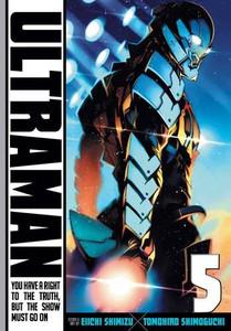 Ultraman Graphic Novel Vol. 05