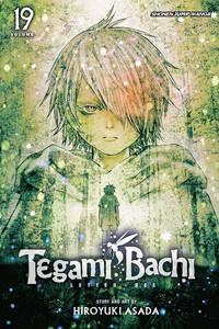Tegami Bachi Graphic Novel Vol. 19