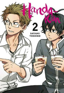 Handa-kun Graphic Novel 02