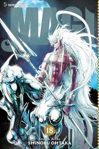 Magi The Labyrinth of Magic Graphic Novel Vol. 18