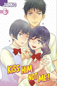 Kiss Him, Not Me Graphic Novel 06