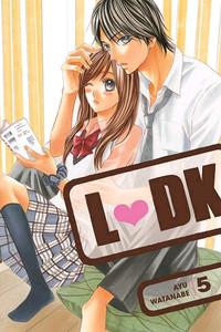 LDK Graphic Novel 05