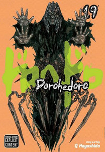 Dorohedoro Graphic Novel Vol. 19