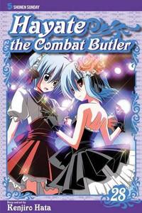 Hayate the Combat Butler Graphic Novel 28