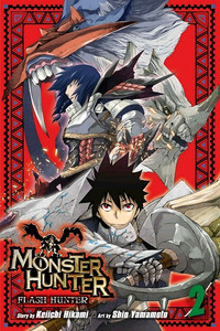 Monster Hunter: Flash Hunter Graphic Novel 02