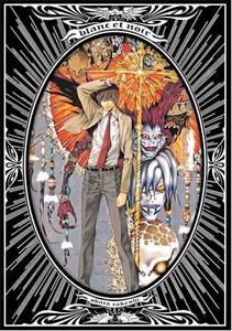 Death Note - blanc et noir: Takeshi Obata Illustration (HC)