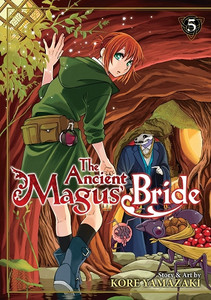 The Ancient Magus' Bride Graphic Novel 05