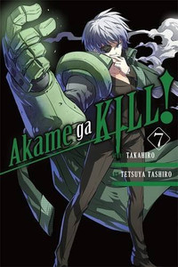 Akame ga KILL! Graphic Novel 07