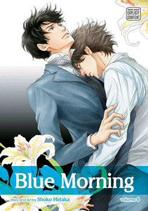 Blue Morning Graphic Novel Vol. 6