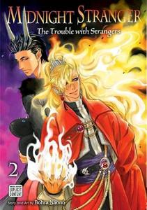 Midnight Stranger Graphic Novel Vol. 02