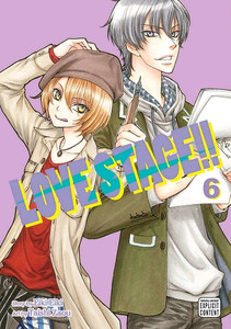 Love Stage!! Graphic Novel Vol. 06