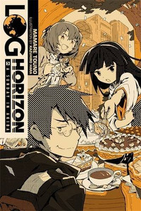 Log Horizon Novel 05: A Sunday in Akiba