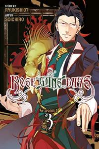 Rose Guns Days Season 1 Manga 03