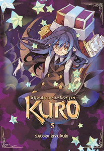 Shoulder-a-Coffin Kuro Graphic Novel 05