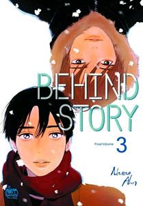 Behind Story Graphic Novel Vol. 3