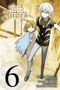 A Certain Magical Index Graphic Novel 06