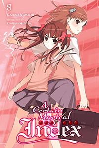 A Certain Magical Index Novel 08