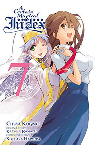 A Certain Magical Index Graphic Novel 07