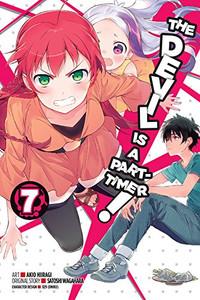 Devil Is A Part-Timer Graphic Novel 07