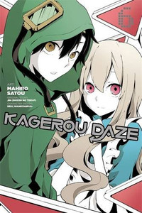 Kagerou Daze Graphic Novel 06