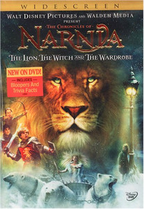 Chronicles of Narnia DVD (Live)