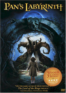 Pan's Labyrinth DVD (Live)