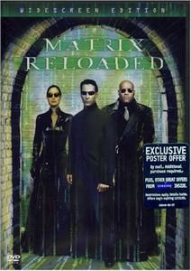 Matrix Reloaded DVD (Wide Screen)