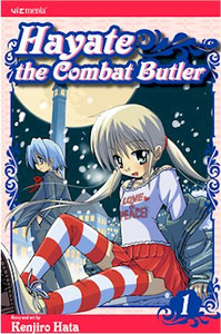 Hayate the Combat Butler Graphic Novel 01