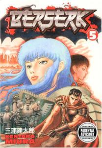 Berserk Graphic Novel Vol. 05