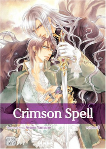 Crimson Spell Graphic Novel 02