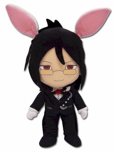 Black Butler 2 Plush Doll - Rabbit Sebastian