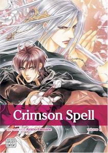 Crimson Spell Graphic Novel 01