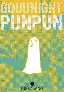 Goodnight Punpun Graphic Novel 01