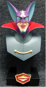Battle Of The Planets: Zoltar Resin Bust
