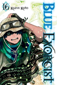 Blue Exorcist Graphic Novel Vol. 16